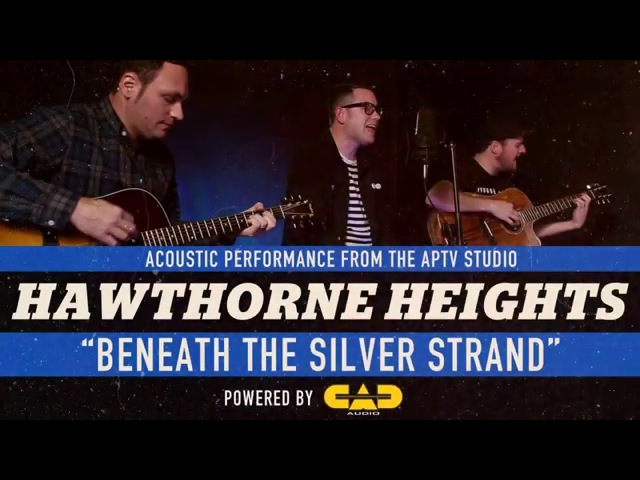 APTV Sessions: HAWTHORNE HEIGHTS -