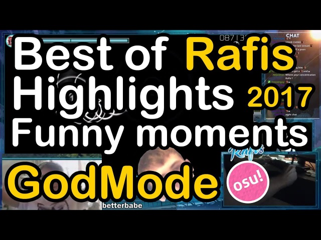 Best Of Rafis Highlights, Funny moments, GodMode and more