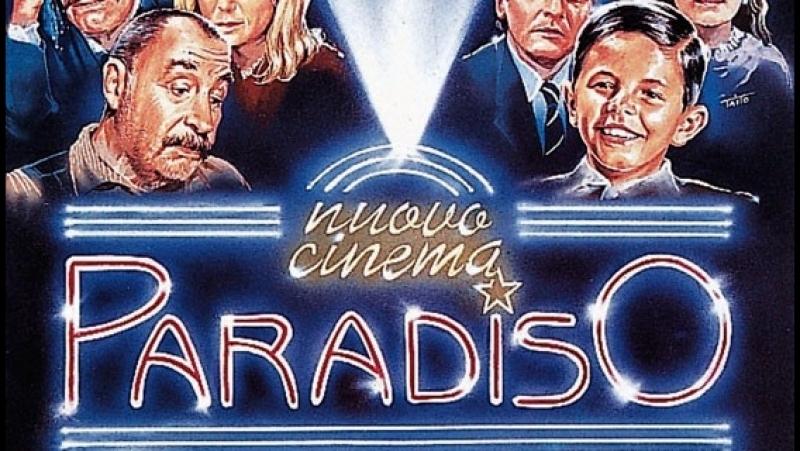 Nuovo Cinema Paradiso-(Tornatore -1988 - Philippe Noiret Salvatore Cascio Jacques Perrin Marco Leonardi Agnese Nano