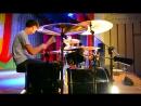 Dmitriy Penezev . DrumCam (Kofe na Noch - V storony solnca/ GDK 2016 live)