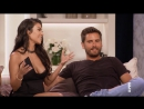 KUWTK _ Kourtney Kardashian and Scott Disick Address Their Split _ E!