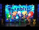 Спасатели Времени - Фикси-шоу с 6 фиксиками от создателей сериала!