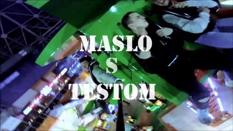 INSTAGRAM Maslo s Testom