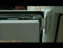 Регулировка верхней петли пластикового окна или балконной двери своими руками