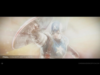 Marvel Studios — Perception Montage