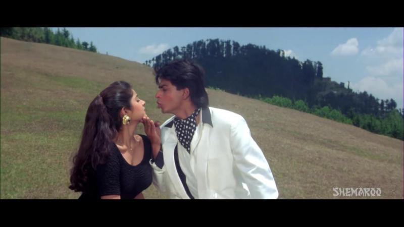 Клип из фильма Безумная любовь - Aisi Deewangi Dekhi Nahi Kahi