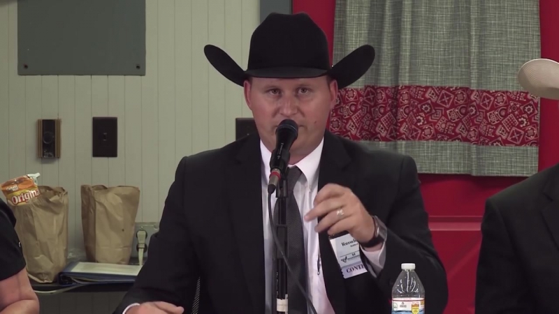 2014 World Livestock Auctioneer Championship Finals