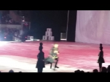 Шоу Алиса в Зазеркалье на льду