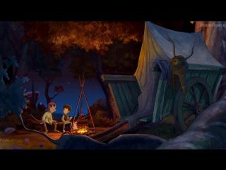 Отважный рыцарь / Der kleine Ritter Trenk (2015) - Русский Трейлер