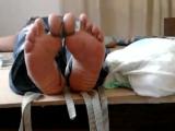 Male Feet Bastinado, Falaka Mamousta