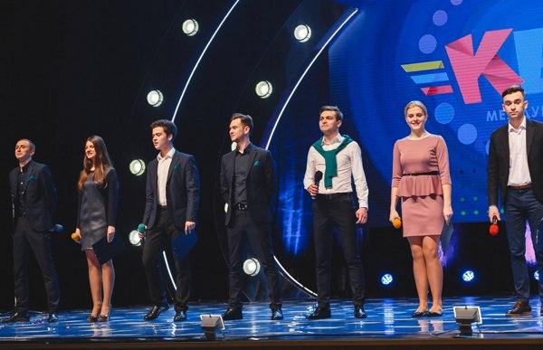 Текстовый онлайн первой 1/8 Международной Лиги МС КВН 2017.