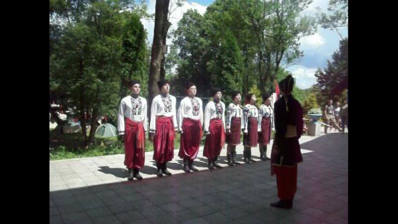 Рій Родяни (с. Станків) виступ на обласних змагання 2017 БОМБА