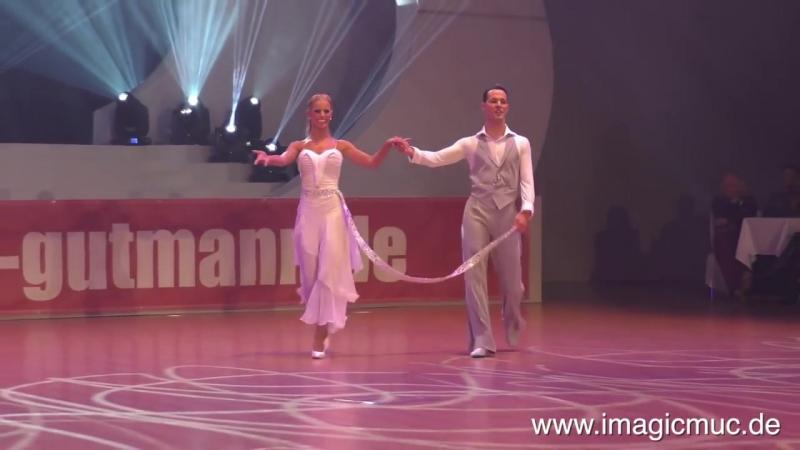 Simone Segatori Annette Sudol • Standard Kür • Euro Dance Festival 2015