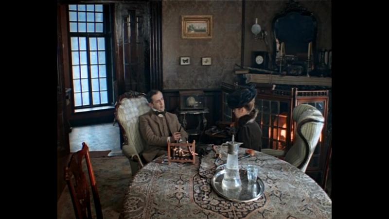 Приключения Шерлока Холмса и доктора Ватсона: Знакомство (1979)