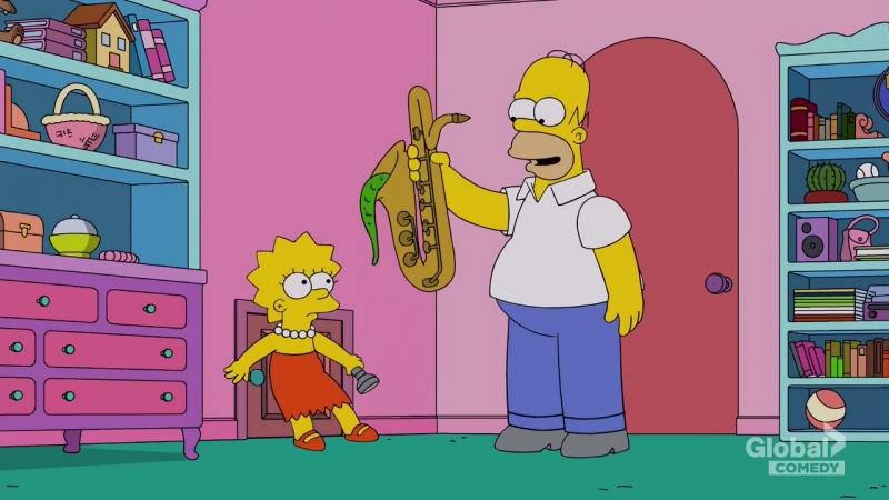 Симпсоны 29 сезон 4 серия (SunshineStudio)