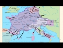 Империя Карла Великого, очень кратко