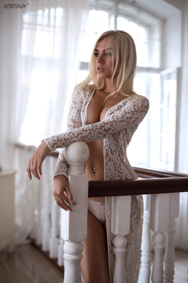 Потрясающая русская красавица