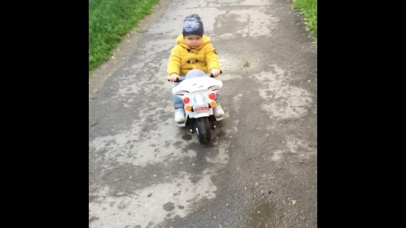 Мотоциклиста преследовали комары💤🏍