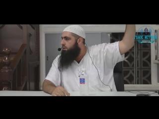 Мухаммад Хоблос - религия это твой GPS навигатор