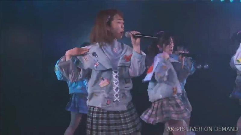 M02 Ao Kusai Rock [Mako Kojima (center), AKB48 SS7 Thumbnail 120517 18:15 shonichi]