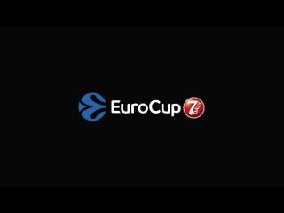 Локомотив-Кубань Краснодар vs. Альба Берлин 18 октября 19:25