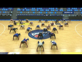 BC Dnipro 22 Push Up Challenge