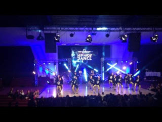 1st Place Winners / THE Challenge / Lord Fam / HipHop / Mega Crew / Adults / Pro