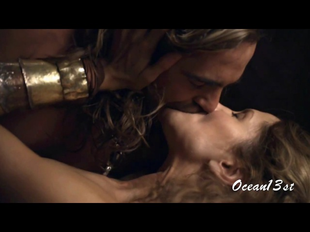 Saxa Gannicus II Perfect Couple