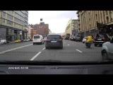 В Москве даже бомжи на личном транспорте
