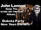 John Lennon Sings The