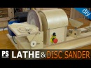 Homemade Lathe Disc Sander Part3