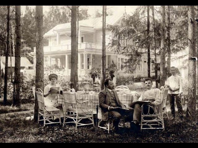 Радости дачной жизни / The joys of country life - 1900s