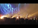 Opeth - The Drapery Falls@live in Moscow 11.10.17
