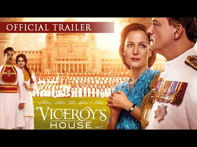 Дом вице-короля / Viceroy's House 2015 Official Trailer