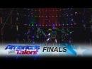Light Balance Light Up Dance Crew Delivers Amazing Performance America's Got Talent 2017
