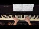 Красивая мелодия на пианино Andrea Del Boca - El Amor из сериала Чёрная жемчужина