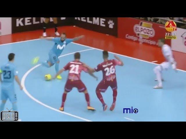 Melhores Momentos El Pozo 2x5 Inter Movistar Super Copa Da Espanha de Futsal 2017/2018 (06/09/2017)