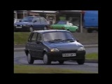1990 Old Top Gear - Rover Metro