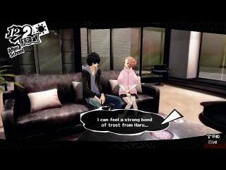 Persona 5 - English Version - Haru Okumura Romance (Rank 9 & 10)