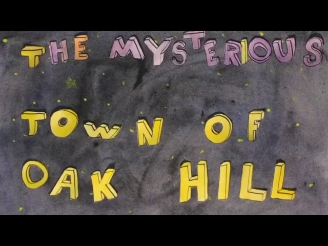 Aliens in our Arcade - Mysterious town of oak hill