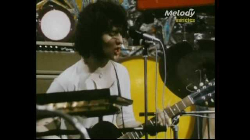 Fleetwood Mac w. Peter Green - My Baby's Gone - 1968/12/31 - Paris
