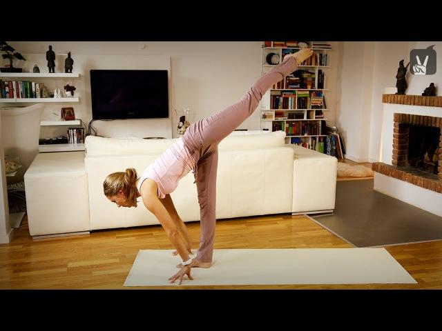 Yoga Programm Fortgeschrittene: Sexy Po und straffe Beine