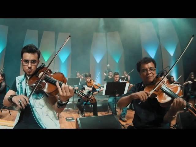 Fear of The Dark - Iron Maiden - Orquestra Cordas do Paraná