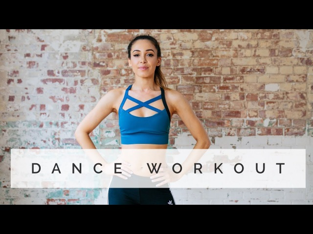 DANCE CARDIO WORKOUT | Danielle Peazer