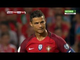 Cristiano Ronaldo Vs Switzerland Home 17-18 (10/10/2017) HD