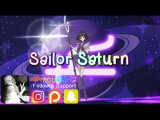 NEW Saturn Planet Power, Make Up! Sailor Saturn Transformation