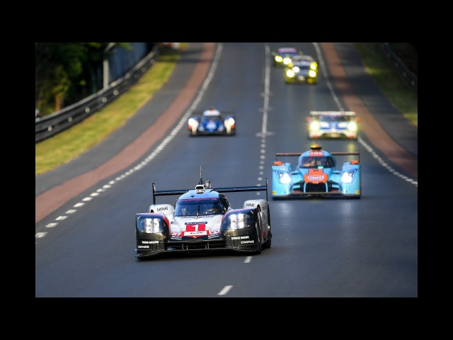 The 24 Hours of Le Mans 2017 in a 240-second nutshell