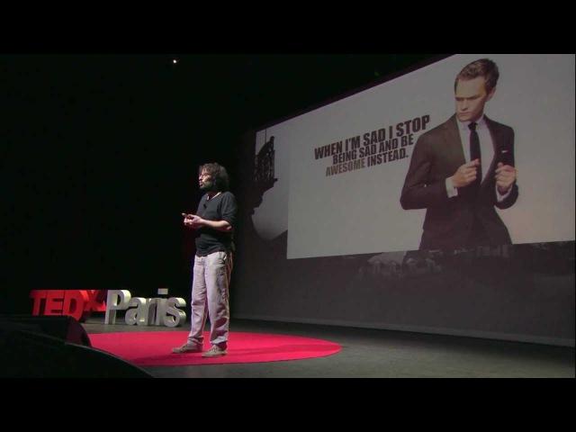 Comment sauver l'amour? Yann Dall'Aglio at TEDxParis 2012