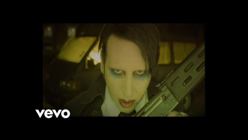 Marilyn Manson - WE KNOW WHERE YOU FUCKING LIVE (Official Music Video)