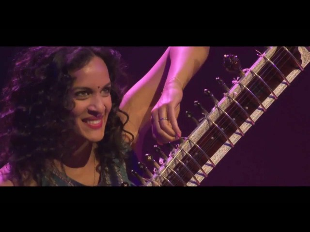 Anoushka Shankar - Voice of the moon | Live Coutances France 2014 Rare Footage HD